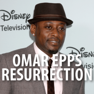 Kelly & Michael: Omar Epps 'Resurrection'