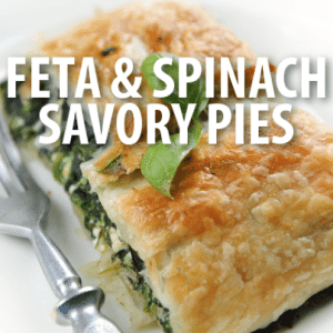 Carla Hall Spanakopita: The Chew Lemon-Scented Spinach Feta Pie Recipe