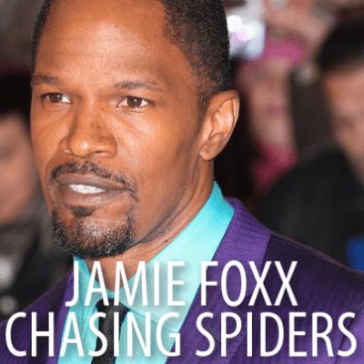 "Ellen: Jamie Foxx ""Chasing Spiders"" Song & Amazing Spider-Man 2 Spoilers"