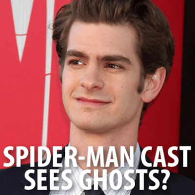 Ellen & Spider-Man 2: Jamie Foxx Scared Of Spiders + Emma Stone Ghosts