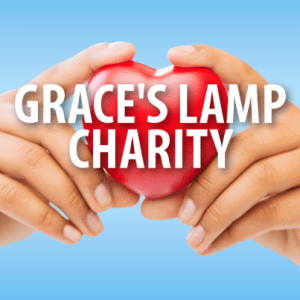 The Drs TV: Grace's Lamp & Man with Prosthetic Legs Helps Children