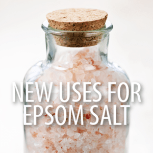 Dr Oz: Epsom Salt Hair Volumizer Recipe, Tile Cleaner + Sunburn Relief