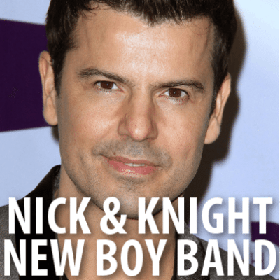 """Kelly & Michael: Nick & Knight """"One More Time"""""""