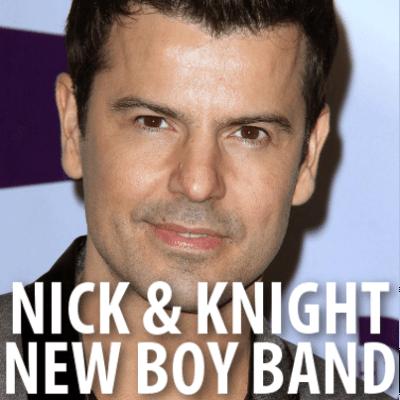 GMA: Nick Carter + Jordan Knight = Nick & Knight New Boy Band