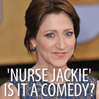Today Show: Edie Falco Addiction & Is Nurse Jackie a Comedy?