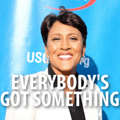 Ellen: Robin Roberts New Book Everybody's Got Something & Coming Out