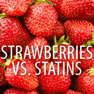 Dr Oz: Strawberry Serving Size for Lower LDL Cholesterol Vs Statins