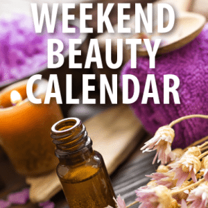 Dr Oz: Weekend Beauty Calendar, Cold Eye Cream + White Tea Vs Coffee