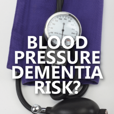 60 Minutes: Romance in Old Age & Low Blood Pressure Dementia Risk?