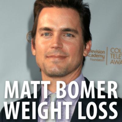 Ellen: Matt Bomer Magic Mike 2, The Normal Heart & Extreme Weight Loss
