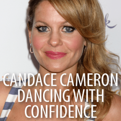 Candace Cameron Bure came by The Doctors to show Dr. Rachael how to dance and to give some advice on being healthy and balancing your life. (Helga Esteb / Shutterstock.com)