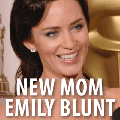 Ellen: Emily Blunt Edge Of Tomorrow, New Baby Hazel & Heads Up Game
