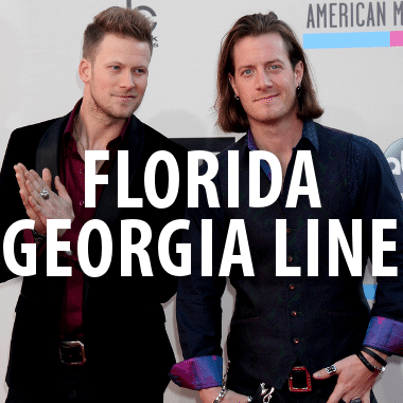 """Florida Georgia Line came by Ellen to perform their song """"Sun Daze"""" off their new album Anything Goes and to talk about Tyler Hubbard's engagement. (Helga Esteb / Shutterstock.com)"""