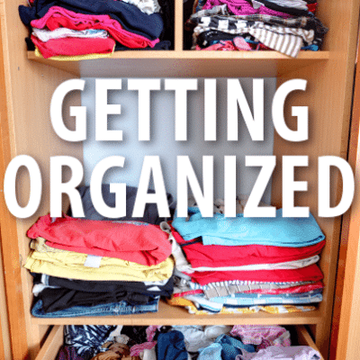 Today: How Does Your Personal Space Define You + Organization Tips