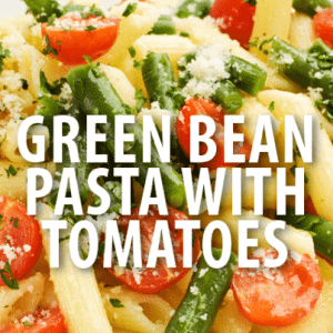 Rachael Ray: Buddy Valastro Pasta with Tomatoes and Green Beans Recipe