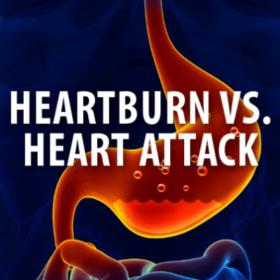 Dr Oz: Symptoms of Heartburn Vs Heart Attack + Causes Of Acid Reflux