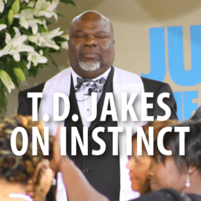 Dr Phil: T.D. Jakes Instinct Review & Giving Yourself Permission