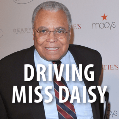 "Today: James Earl Jones Driving Miss Daisy + Rascal Flatts ""Rewind"""