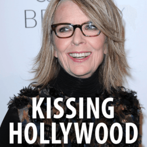 Ellen: Diane Keaton Kissing Hollywood Men, And So It Goes & New Book