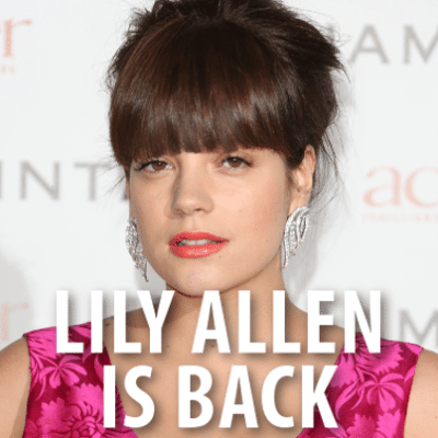 """Kelly & Michael: Lily Allen """"Our Time"""""""