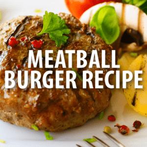 The Chew: Wendi McLendon-Covey & Clinton Kelly Meatball Burger Recipe