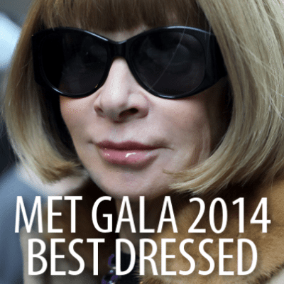 Today Show: Sarah Jessica Parker Best Dressed at 2014 Met Gala
