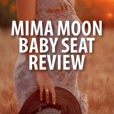 Ellen Mother's Day Expectant Mom Giveaway & Mima Moon Baby Seat Review