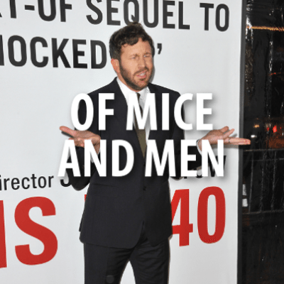 Chris O'Dowd Favorite Pizza, Tony Speech + Of Mice and Men Review