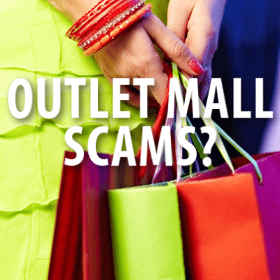Today: Outlet Stores Not a Great Deal? J. Crew + Saks Outlet Quality