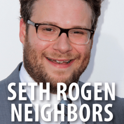 Ellen: Seth Rogen Neighbors & Kanye West + Kim Kardashian Video Spoof