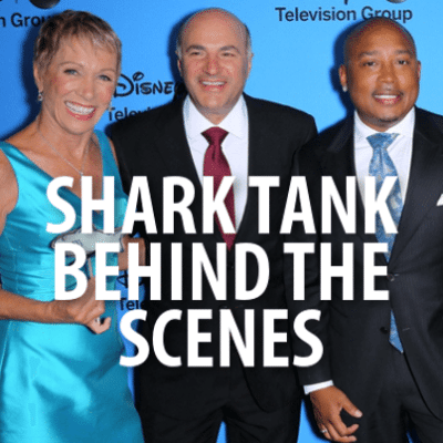 Good Morning America: Shark Tank Behind the Scenes + Lollacup Review