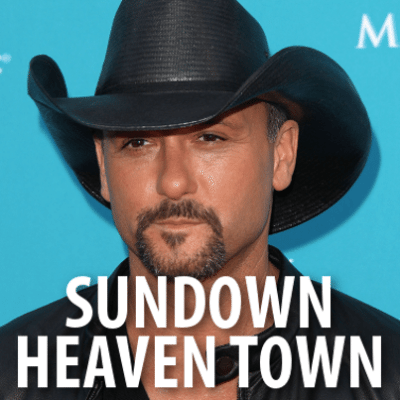 Flying in Style & Tim McGraw Performance, Sundown Heaven Town Tour