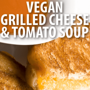 The Chew: Rick Springfield & Mario Vegan Grilled Cheese + Tomato Soup