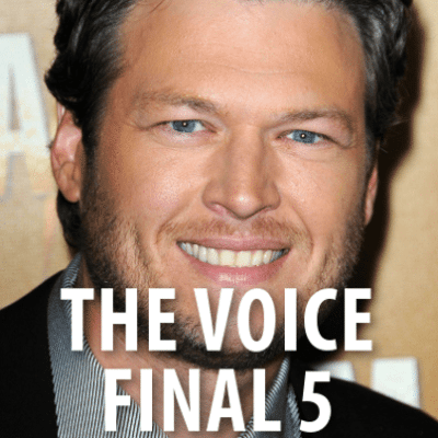 Today Show: The Voice Top 5 + Gentleman's Guide To Love and Murder