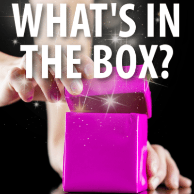 Ellen Classic Joke Wednesday & What's In The Box? Audience Member Game
