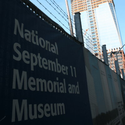 The View: Robert De Niro 9/11 Memorial Museum & September 11 Victims