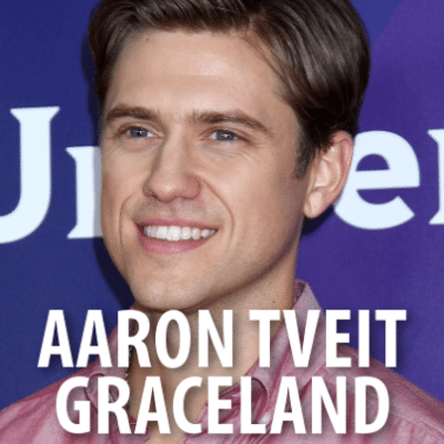 Kathie Lee & Hoda: Why Women Love Aaron Tveit as Mike on 'Graceland'
