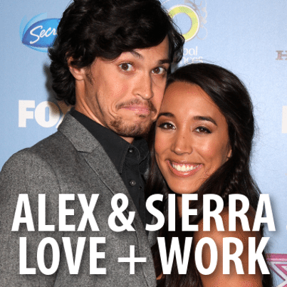 Alex and sierra really dating