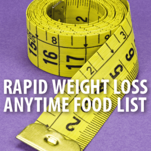 2 Week Rapid Weight Loss Dr. Oz Recipes
