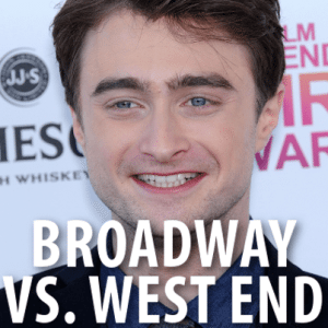 The View: Daniel Radcliffe The Cripple Of Inishmaan & Hair Estensions
