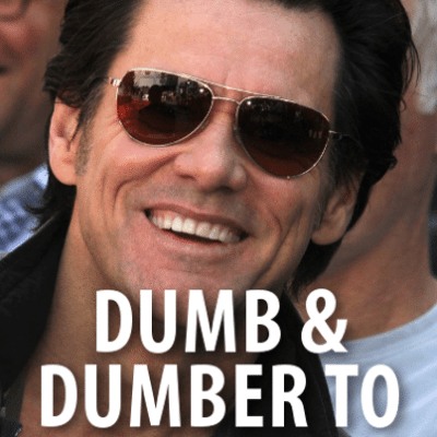 Today: Jim Carrey & Jeff Daniels New Dumb And Dumber, To Trailer