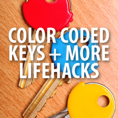 Today: Color Code Keys + How Long Should You Keep Expired Pantry Foods
