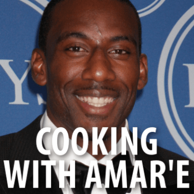 The View : Amar'e Stoudemire New Cookbook, NBA Finals & Clean Eating