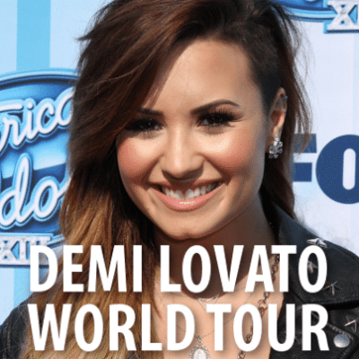 GMA: Demi Lovato Summer Concert, Demi World Tour & Jed Foundation