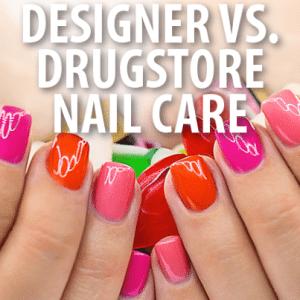 GMA: Designer Vs Drugstore Nail Polish + Chanel Le Vernis Review