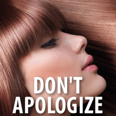 "GMA: New Pantene Commercial & Women Saying ""I'm Sorry"" Too Much"
