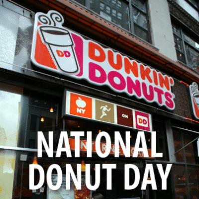 Kathie Lee & Hoda: Free Dunkin' Donuts + California Chrome Belmont