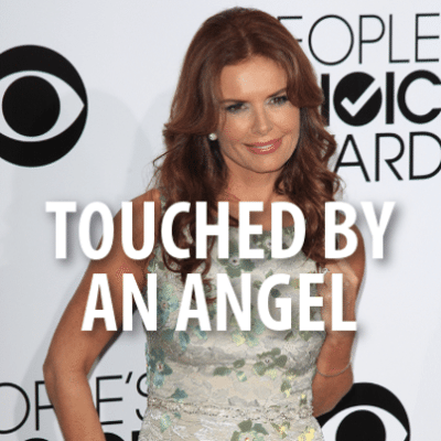 "Kathie Lee & Hoda: Roma Downey ""Touched By An Angel"" + ""Son Of God"""