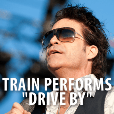 "Today Show: Train ""Drive By"" Performance & ""Angel In Blue Jeans"" Live"