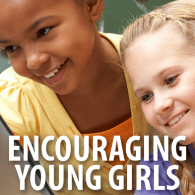 GMA: Verizon Feminist Advertisement + How to Encourage Young Girls